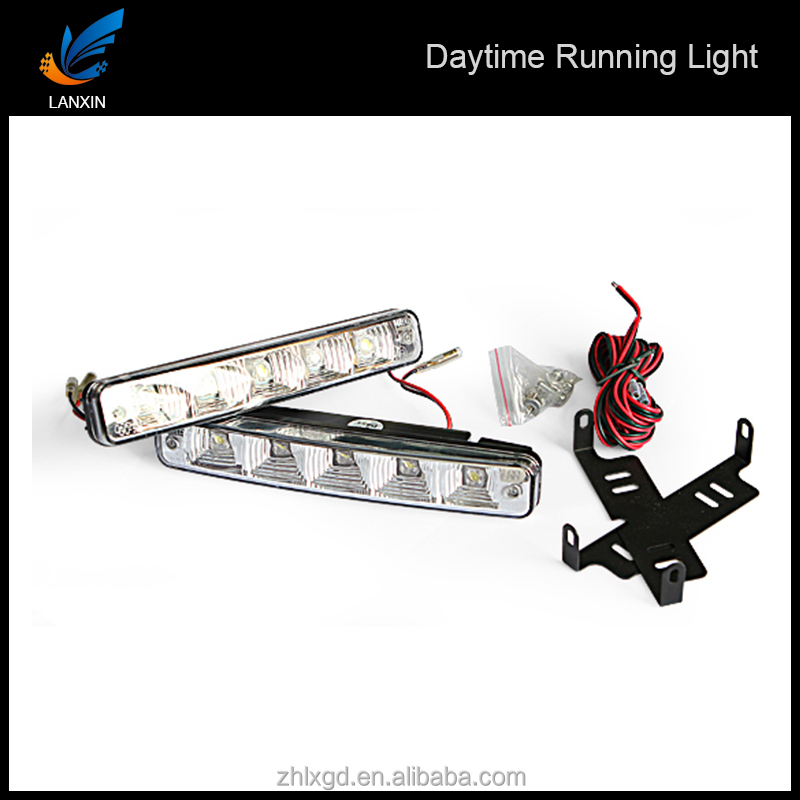 OEM car accessories LED Daytime running Light for Toyota corolla With yellow light