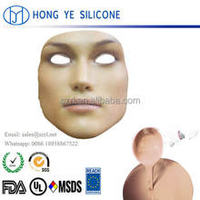 High quality liquid silicone rubber for mask making