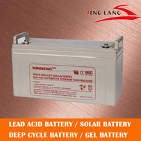 Solar replacement battery 12V 120AH for solar system long long cycle life( Accumulator)