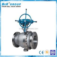 10 Inch Flange Stainless Steel Ball Valve