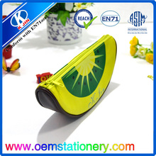 ECO-friendly Wholesale Promotion Custom Printed Fruits Pencil Case