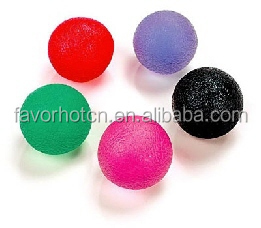 high quality TPR hand exerciser ball