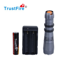 TrustFire wholesale S-R5 cree XM-L 2 led white color led 600 lumens mini led torch for tactical or hunting