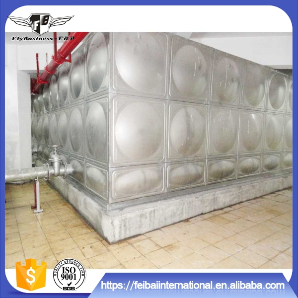 China manufacturers long life stainless steel water tank 304 for drinking water