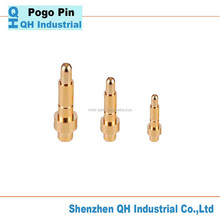 100% Full Inspected Brass Pogo Pin Battery Connector,SMT SMD Waterproof Pogo Pin Test Probe Pin