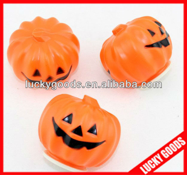 factory directly sale plastic pumpkin lamp