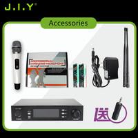 Wholesale J.I.Y7800uhf mic fm karaoke system use enping digital ...