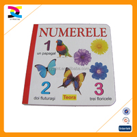 hardcover book offset printing for kid book