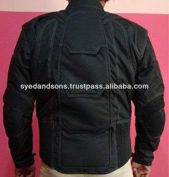 Cordura Motorbike Waterproof Jacket