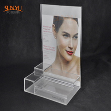 Wholesale Price Acrylic Cosmetic Display Stand/Rack Makeup Display