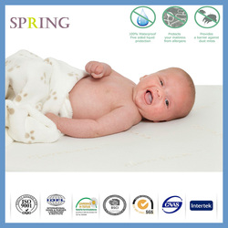 soft touch baby waterproof pad