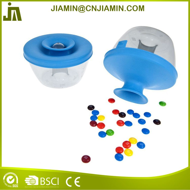 2017 new product blue candy bowl
