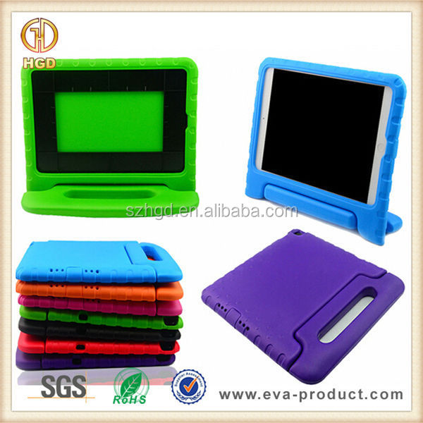 Factory Custom Shockproof Laptop Rubber Skin Case Cover for iPad Air