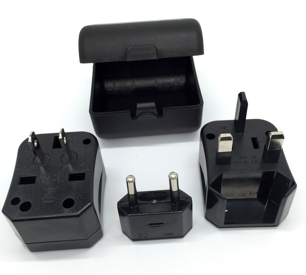 power plug converter 10A universal uk travel adapter CE ROHS