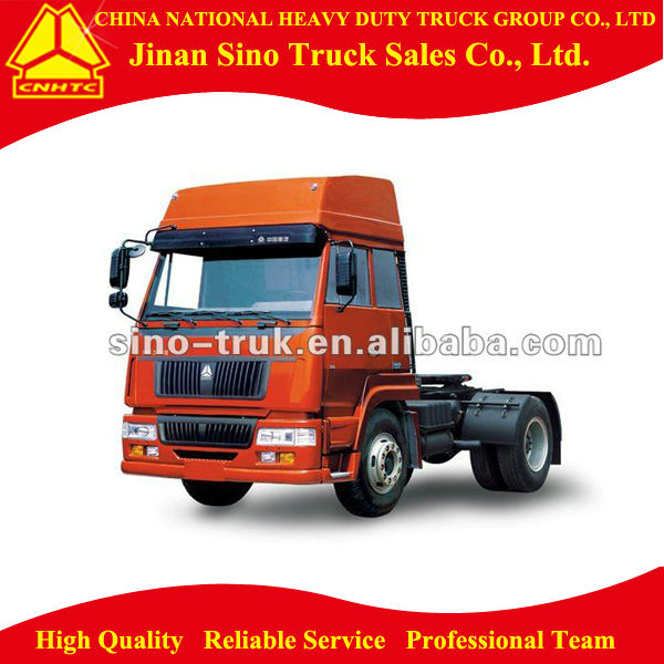low price steyr king 4*2 tractor/towing truck