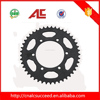High quality CG125 Motorcycle sprocket for sale