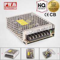 32W Double Output Switching Power Supply 5V 12V 15V 24V