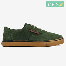 2018 New design classical imitation suede shoes for men