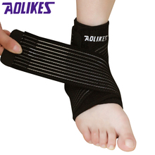 Aolikes neoprene waterproof sport ankle protect elastic ankle strap