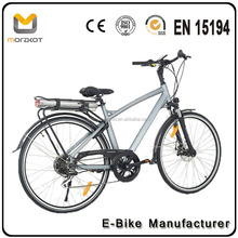 2017 Morakot MSS4 No Foldable 28inch CE Approved 36V 11AH Lithium Battery 8FUN Drive 250W Chinese Sport Bikes