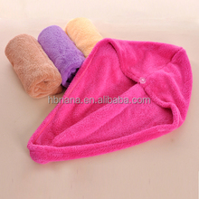 Super absorb water and Quick dry microfiber hair towel / turban / wraps