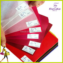 non woven fabric for make shopping bag