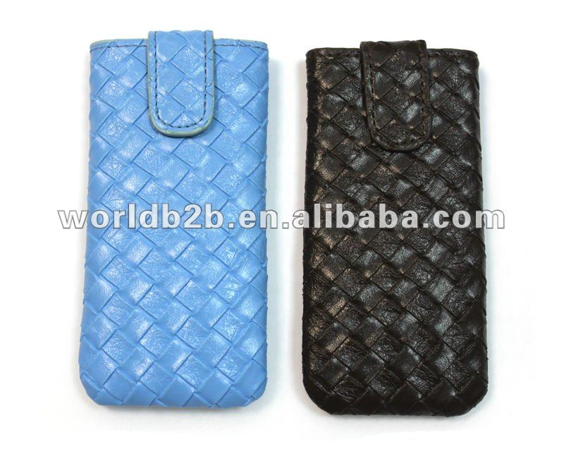 Flip Leather Case Cover for iPhone 5