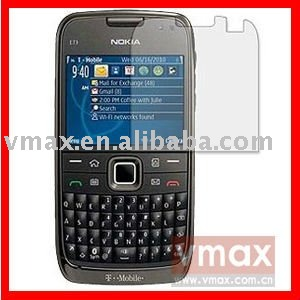 Mirror protector film for Nokia E73