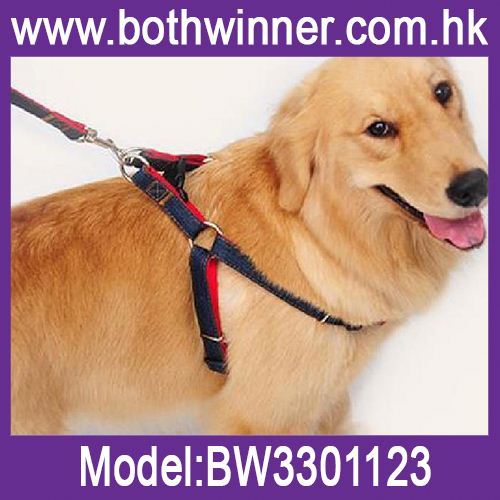 Factory wholesale dog harness ,CC184 non pull mesh dog harness for sale