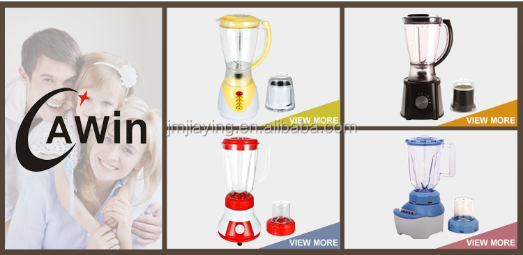 Hot Sell 1.5L Plastic Jar 4 Speeds Electric Blender Juicer Blender Food Blender