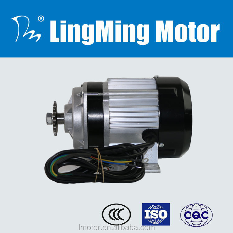 500w brushless elelctric tricycle gear motor kits