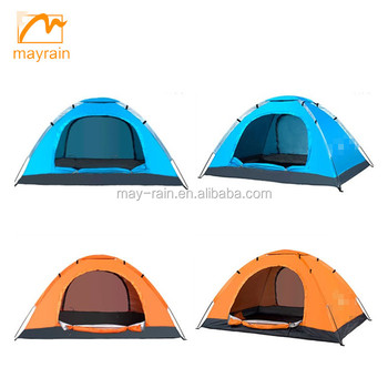 Outdoor Double-layer Camping Tent/Hiking Tent For Travelling