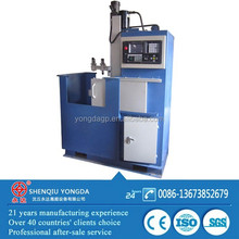Full solid state induction heating CNC shaft hardening machine tool