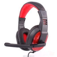 Computer Wired headset with microphone