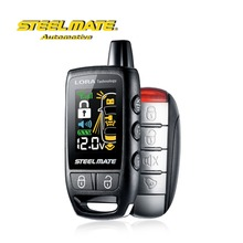 Steelmate Rangers - 5160 remote two way ultra - long distance car alarm system
