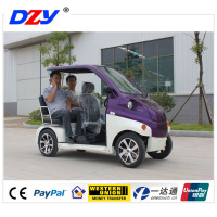 2016 disability new design low speed electric mini car disabled