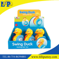 Rolling ball set cute swing duck toy with display box