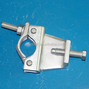 Scaffold pressed single coupler / putlog coupler / girder coupler