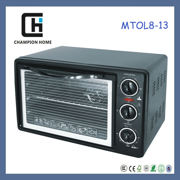 Kitchen appliances 20L multifunction Toaster oven