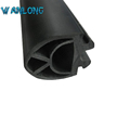 Process customized waterproof and anti-collision epdm sealing strips