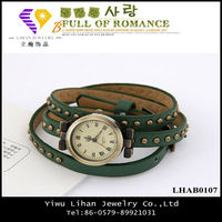 Friendship Bracelet Watch Fashion Leather Bracelet