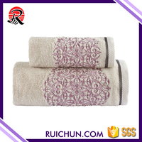 Wholesale high thread count egyptian cotton face towels