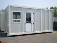 Low Cost Tiny Prefabricated Living Container House