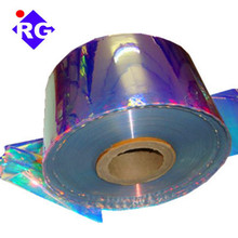 JR-2690-01 Gold Blue Tint USA Dichroic Iridescent Film for Lamination