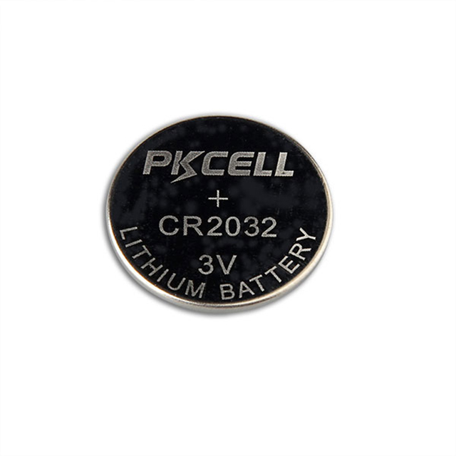 PKCELL Watch battery CR2032 3 volt batteries