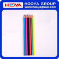 wholesale cheap custom kids plastic color pencil