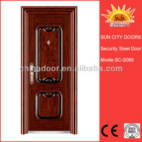 Home supplier Exterior Metal French Doors SC-S085