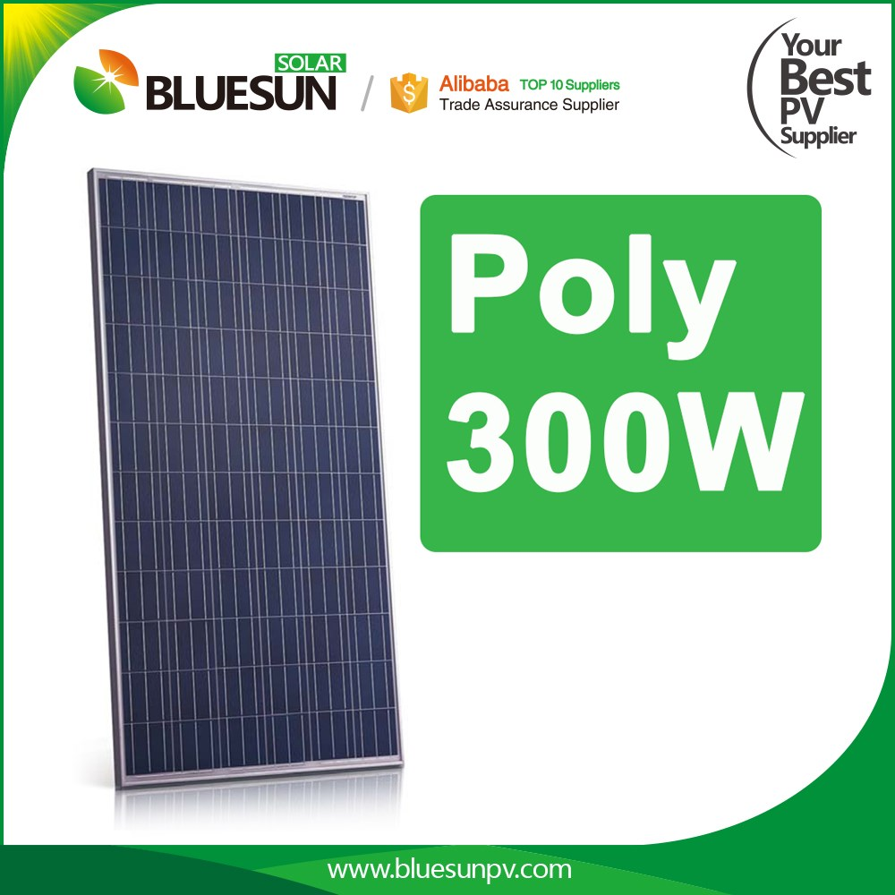 high quality price solar panel 300w from china for apartments home
