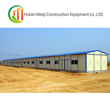 Low cost china manufacturers construction prefab house modular house