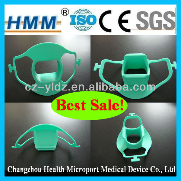 Disposable Endoscopic Mouth Piece of Bite Block